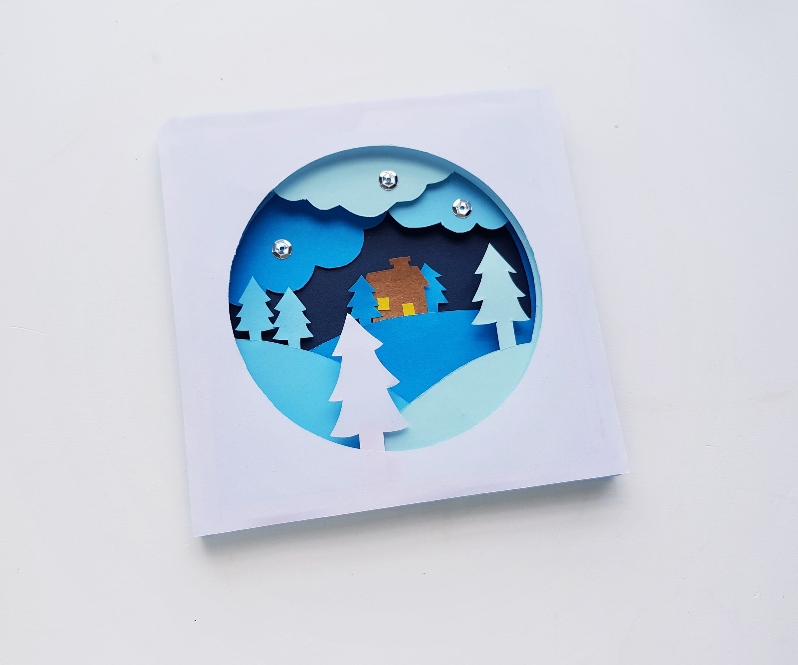 Paper Craft Layers