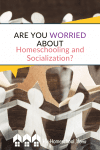 Pin Are You Worried About Homeschooling and Socialization 1