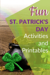 Pin Fun St. Patrick%E2%80%99s Day Activities and Printables 2