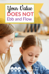 Pin Your Value Does NOT Ebb and Flow 1