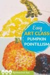 Art Lesson in Primary Colors on pointillism. Children will explore color by using the pointillism technique to achieve secondary colors using only primary ones.