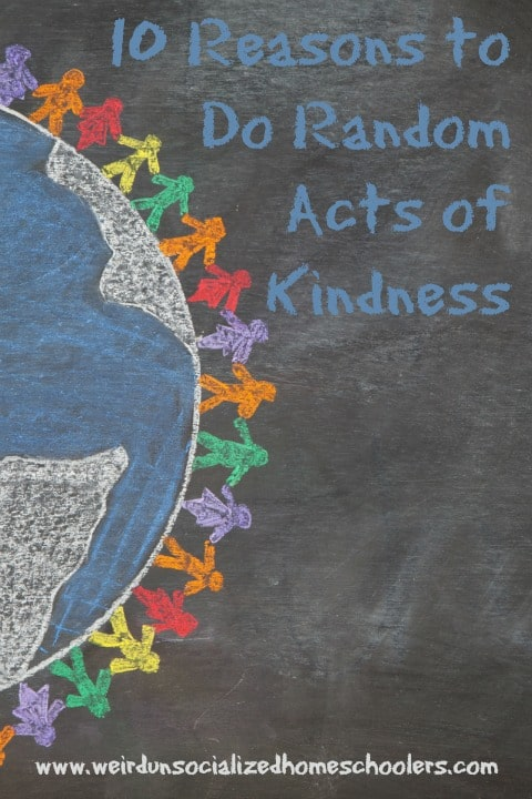 10 Reasons to Do Random Acts of Kindness 2