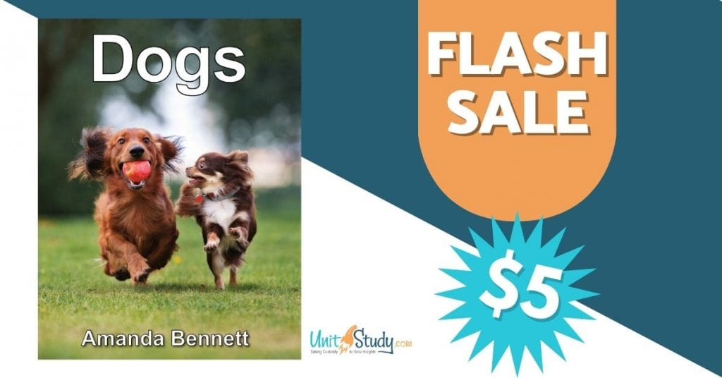 FB Unit Study Flash Sale Dogs 1