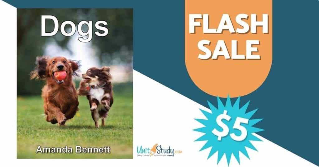 FB Unit Study Flash Sale Dogs 1
