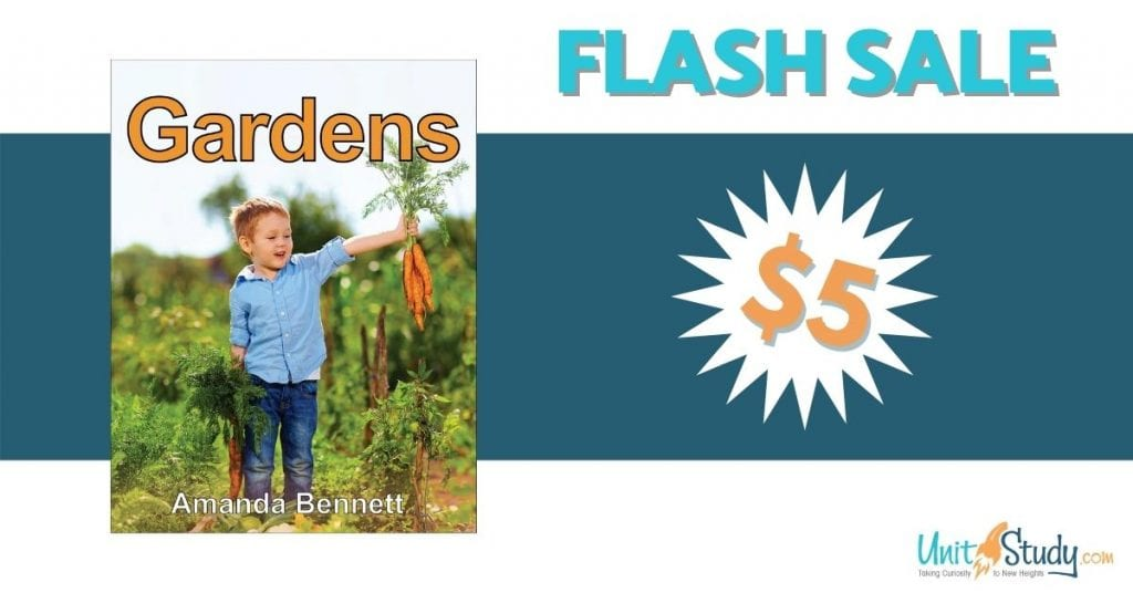 FB Unit Study Flash Sale Gardens 1