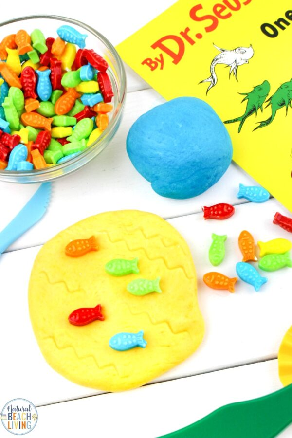 One Fish Two Fish Edible Playdough Recipe 5 600x900 1