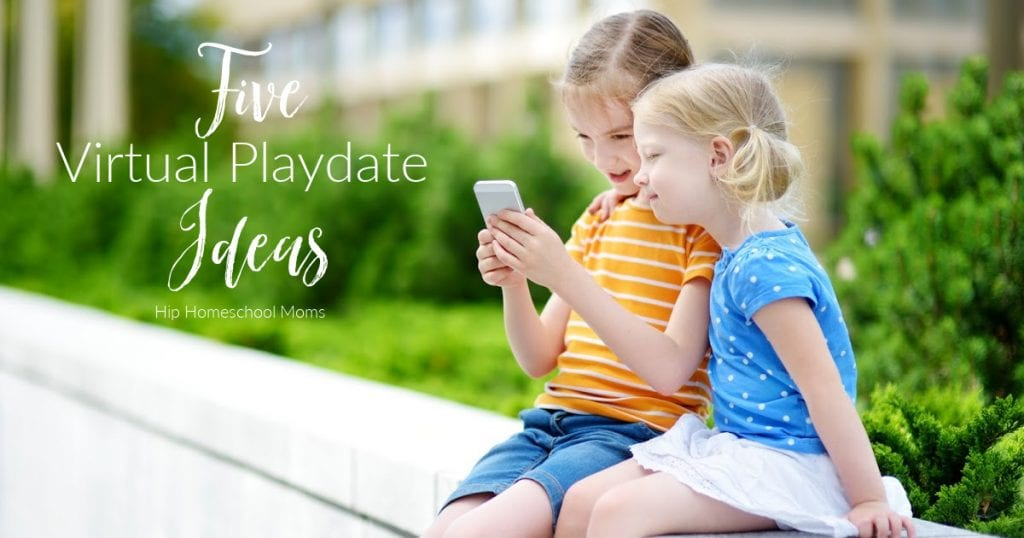 HHM Five Virtual Playdate Ideas wide