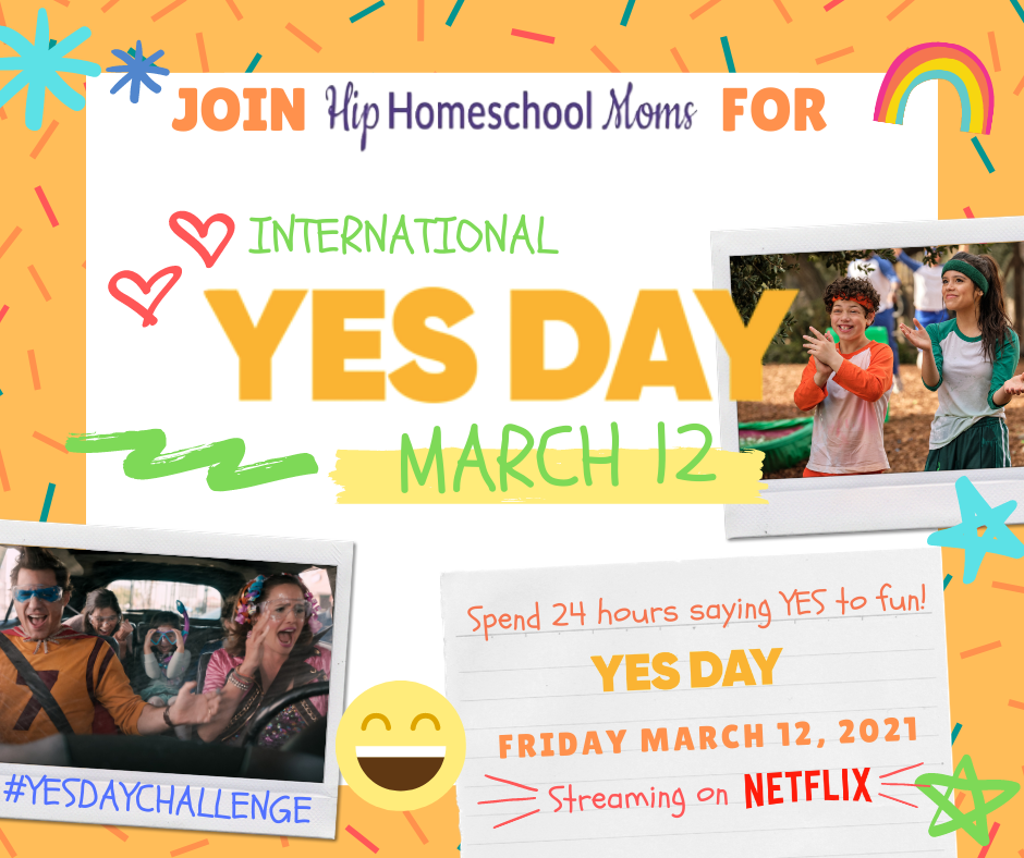 HHM YES DAY Graphic FB