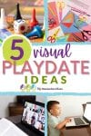 If your kids need social outlets but aren't able to get together with friends in person, these virtual playdate ideas are just what you need!