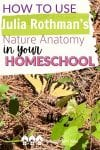 How to Use Julia Rothmans Nature Anatomy in Your Homeschool