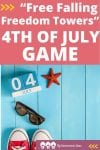 This simple 4th of July game illustrates for students that freedom is precious and can easily be toppled without faith, care, and appreciation.